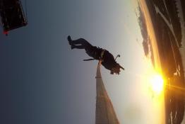 Szczecin Atrakcja Dream Jump Big Tower Szczecin