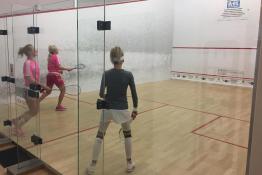 Szczecin Atrakcja Squash Squash Zone Club