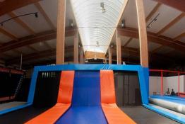 Szczecin Atrakcja Trampoliny fun jump