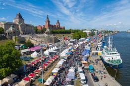Szczecin Wydarzenie Piknik Piknik nad Odrą 2020