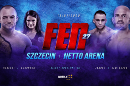 Szczecin Wydarzenie Sporty walki FEN MMA 27
