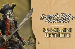 Szczecin Wydarzenie Festiwal Szczecin Tattoo Convention 2020